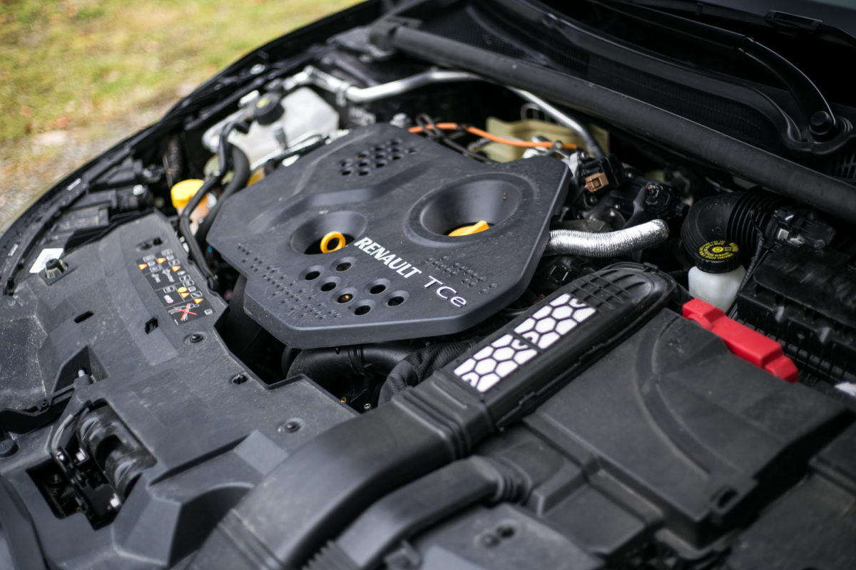 Renault Talisman engine