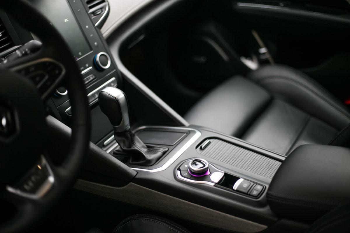 Renault Talisman inside